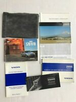 1999 VOLVO S70 / V70 OWNERS MANUAL GUIDE BOOK OEM