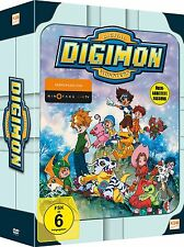 Anime-DVD-Box *Digimon Adventure-Episoden 1-18 *Sammelschuber* NEU (3 Disc Set)