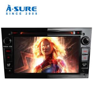 2020 NAVI OPEL Autoradio GPS DVD Astra Corsa D Antara Vectra Tigra VCDC Schwarz