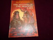 "ALFRED HITCHCOCK'S ""THE MYSTERY OF THE MOANING CAVE!!"" VERY RARE BOOK!!"