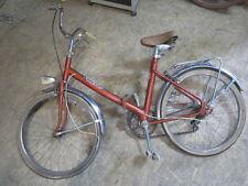 Ancien vélo enfant pliant MERCEDES vintage à réviser old folding bike