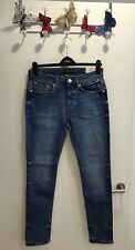 River Island Blue SKINNY Jeans UK W 32 L 32