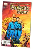Fantastic Four Vol 3 #511 (#82) Newsstand Edition Jack Kirby