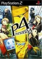 USED Atlas persona 4 Playstation 2