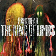 RADIOHEAD - The King Of Limbs (180 Gram Vinyl LP) XL 40787 - NEW / SEALED