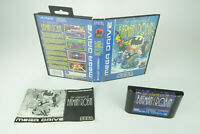 Sega Mega Drive *The Adventures of Batman & Robin* OVP mit Anleitung