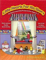 Little Hearts for His Glory by Carrie Austin (2006, Paperback) Heart of Dakota