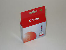 Genuine Canon CLI-8 red Pro 9000 Pro9000 Mark II 2 CLI-8R CLI8R ink