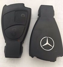 SHELL BOX KEY MERCEDES W168 W202 W203 W208 W210 W211 A B C E S ML G 2 BUTTONS
