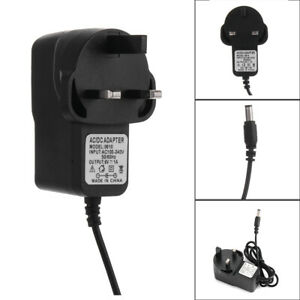 UK 6V 1A AC/DC Power Supply Adapter Charger Plug Mains Transformer Universal