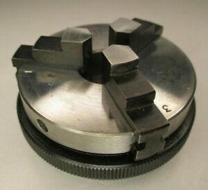 EMCO Self Centering 3-Jaw Chuck for Unimat 3 lathe