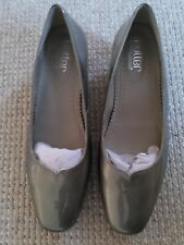 Ladies/Womens Hotter 'Enchant' Patent Leather Shoes Size UK 6.5