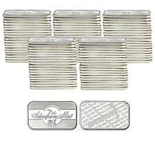 SilverTowne Mint Signature 1oz .999 Fine Silver Bar LOT of 100