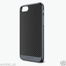Cygnett UrbanShield - Carbon Fiber Case for iPhone 7 - Black BRAND NEW Cover