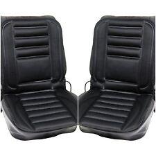 Streetwize 12v climatizada Acolchado Térmico frente cubierta de asiento de coche cojín versión 2018