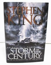 STORM OF THE CENTURY An Original Screenplay by STEPHEN KING HCDJ - BCE