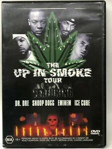 The Up in Smoke Tour - DVD - AusPost with Tracking
