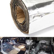 1*1M Sound Deadener Car Heat Shield Insulation Deadening Material Mat