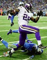 "Adrian Peterson Minnesota Vikings NFL Action Photo (Size: 8"" x 10"")"