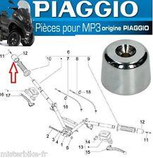 Embout de guidon  Pièce d'origine Piaggio 654603 MP3 125 250 300 400 500