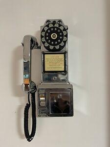 Telefono Americano No Gettoni Pubblico Vintage Monete Modernariato Collezzione