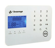 Secureye Autodial GSM Based Burglar Alarm Systems | Home Security System