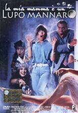 Dvd LA MIA MAMMA E' UN LUPO MANNARO - (1988)  ......NUOVO