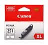 Canon CLI-251XL GY (6452B001) Original Gray Ink Cartridge (NO BOX)