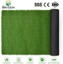 Premium Artificial Grass Lawn Turf Fake Grass In/Outdoor Landscape Dog 24x 40 in