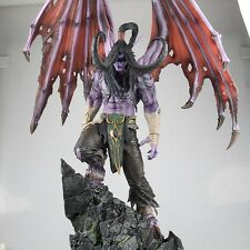 WOW World of Warcraft Illidan Stormrage High Grade GK Resin Statue In Stock New