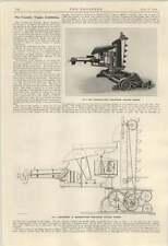 1924 Beardsley Piper Sand Slinger Moulding Machine