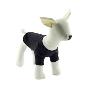 Plain Dog T-Shirt - Coloured Dog T-Shirts - Pet Tees - XXS to 4XL