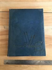 1952 Wofford College  yearbook Annual The Bohemiam Spartanburg South Carolina