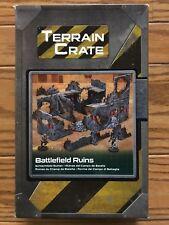 Terrain Crates: Battlezone - Battlefield Ruins