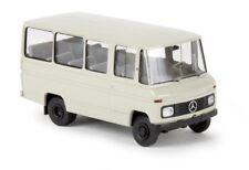 Brekina 36714 - 1/87 Mercedes-Benz O 309 Bus - Kieselgrau - Neu