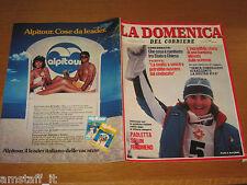 DdC 1984/9=PAOLA MAGONI=REINHOLD MESSNER=MADERNO=DEBORA ERGAS=ATTILIO BERTOLUCCI