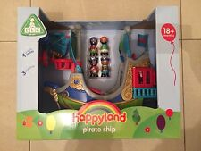 ELC Early Learning Centre HappyLand Pirate Ship - New