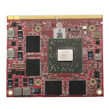 AMD FirePro M5100 2GB DDR5 MXM 3.0 Graphics Card For Dell M4600 M4700 M4800