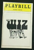 BOSTON PLAYBILL - September 1983 - THE WIZ - Stephanie Mills b3