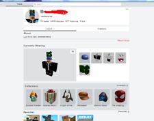 roblox account for sale ebay