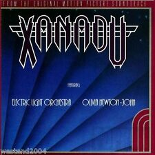 Xanadu - ( CD New & Sealed ) Original Film Soundtrack / ELO / Olivia Newton John