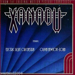 Xanadu ~ Original Film Soundtrack ~ NEW CD Album ~ ELO ~ Olivia Newton John