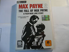 MAX PAYNE 2-THE FALL OF MAX PAYNE- C CD -ROM REMEDY