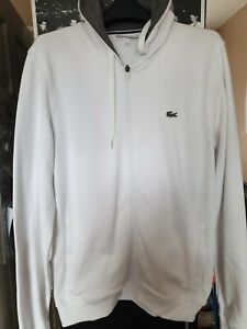 Lacoste track top brand new