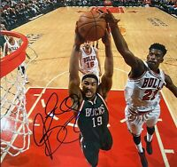 Jimmy Butler Autographed Signed 8x10 Photo ( Bulls ) REPRINT