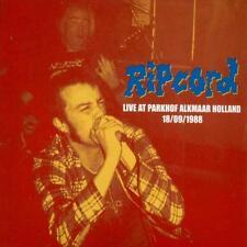 RIPCORD - Live At Parkhof Alkmaar Holland 18/09/1988 CD