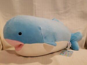 """BRAND NEW 18"""" Whale Shark Plush Bentang Round 1"""