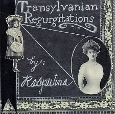 RASPUTINA: TRANSYLVANIAN REGURGITATIONS / 6 TRACK-CD (COLUMBIA RECORDS CK 68551)