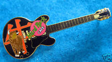 CHINESE YEAR of the OX ZODIAC ASTROLOGY GIBSON LP GUITAR Hard Rock Cafe PIN