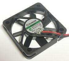 Sunon Cooler 1 31/32x1 31/32x0 3/8in MB50101V2-A99 DC 12V 61 0/12ft3/h MagLev
